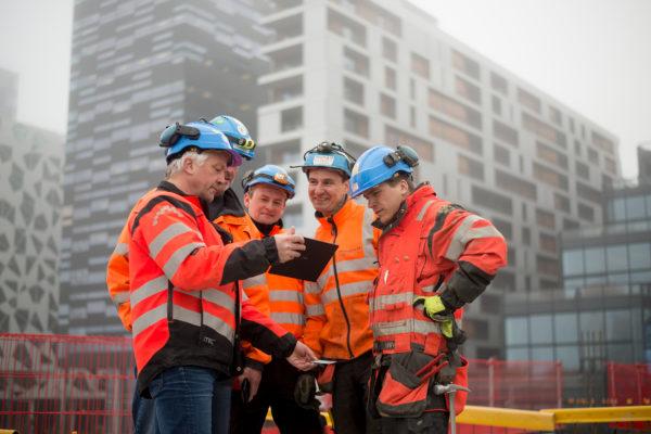 Les om vår byggeplassløsning i Teknisk Ukeblad!